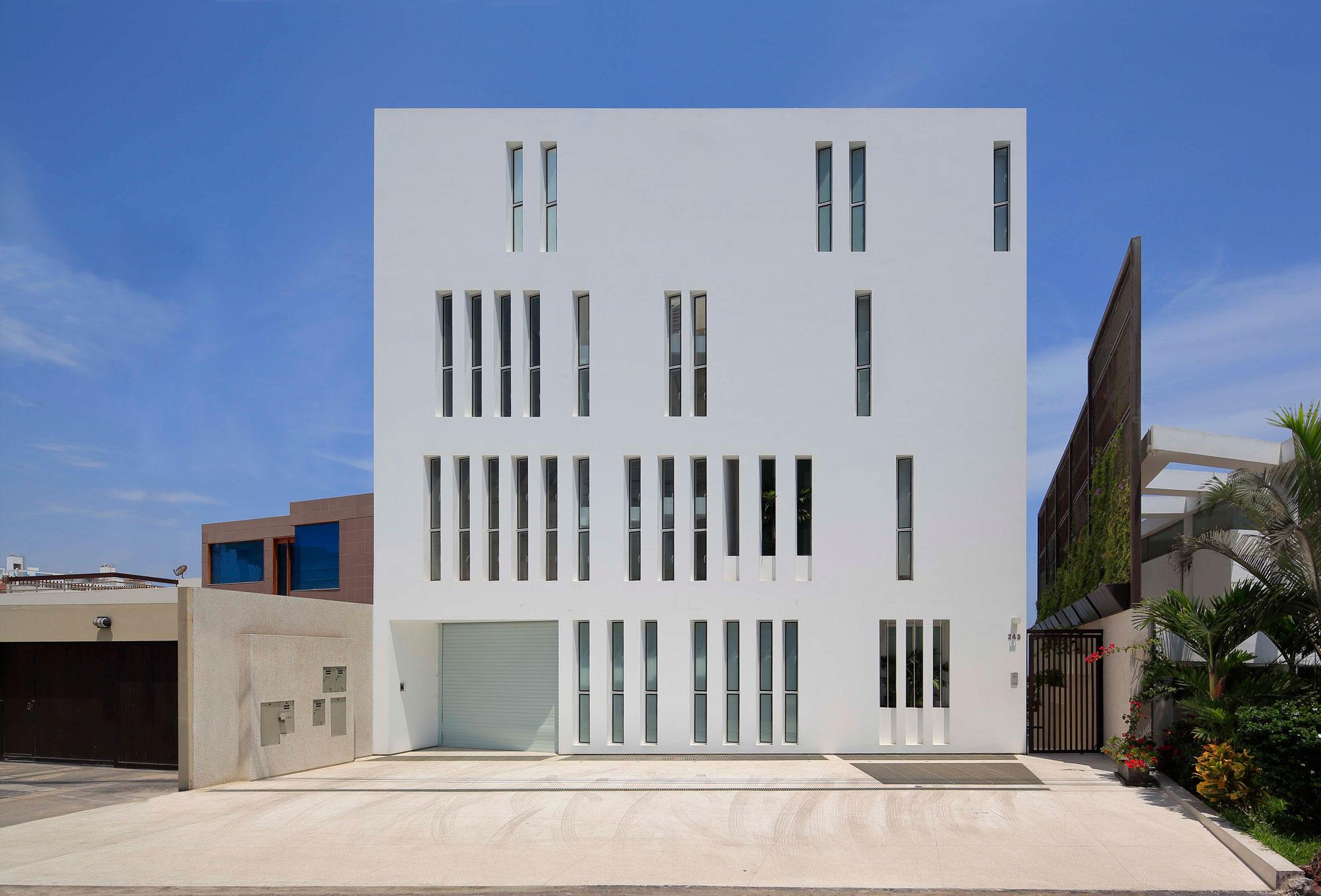 Edificio Paquidermo Martin Dulanto